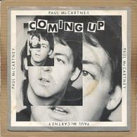 "7"" Single, Paul McCartney - Coming Up - Disco, Pop"