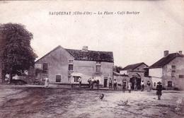 21 - Cote D Or -  SACQUENAY-  La Place - Café Barbier - Aubergiste - Other Municipalities