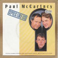 "7"" Single, Paul McCartney - Spies Like Us - Disco, Pop"