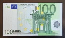 100 Euro Duisenberg P002 X00 UNC Germany - Bankfrisch - 100 Euro