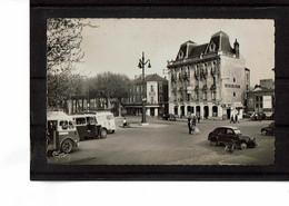 03 - MONTLUCON - Cour De La Gare, 2 CV, Citroen - 2578 - Montlucon
