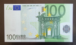 100 Euro Duisenberg P005 X04 UNC Germany - Bankfrisch - 100 Euro