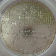 LaZooRo: Congo 500 Francs 1991 UNC Rare - Silver - Congo (Republic 1960)