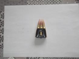 Clip Chargeur Berthier Garnie 3 Coups (N°5) - Decotatieve Wapens