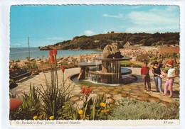 St. Brelade's Bay. Jersey. Channel Islands - Island