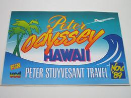 PETER STUYVESANT TRAVEL - Peter Odyssey HAWAII - Altri