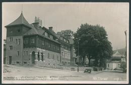 DT.REICH UM 1910/20, FOTO-PK, NEUES POSTAMT IN EISENSTEIN, BAYERN, NICHT GELAUFE - Postal Services