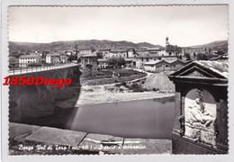 BORGO VAL DI TARO -  SCORCIO PANORAMICO F/GRANDE VIAGGIATA 1960 - Parma