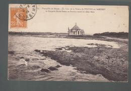 CP - 56 - Un Coin De La Pointe De Penvins-en-Sarzeau - Chapelle - Sarzeau