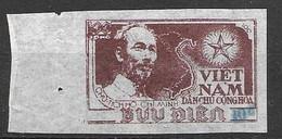 Vietnam Mint No Hinge (as Issued No Gum) ** 1954 Blue Overprint Type1 26 Euros - Vietnam