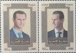 Syria NEW MNH 2021 Issue - President Assad - Siria
