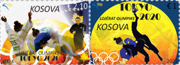 Kosovo Stamps 2021. Olympic Games: Tokyo 2020. Set MNH - Kosovo