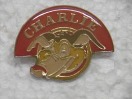 Pin's - BD Le Loup CHARLIE - Pins Badges - Comics