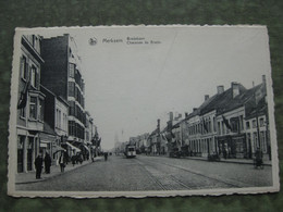 MERKSEM - BREDABAAN 1956 ( Tram ) - Antwerpen