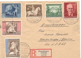 Germany 1943, Printed Sent From Berlin On 06/26/1943 To Coburg. Special Postmark - Brieven En Documenten
