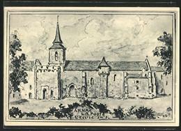 CPA Arnac La Poste, Eglise - Unclassified