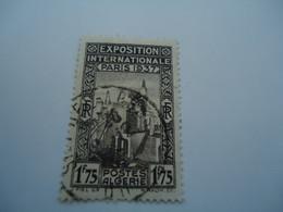 FRANCE  USED  STAMPS    1937 - Non Classificati