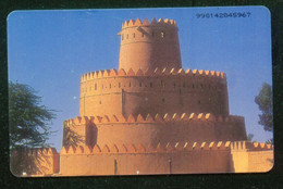 UAE / Castle - Cultura
