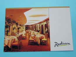 RADISSON PLAZA HOTEL HANGZHOU ( Zhejiang CHINA ) Anno 19?? ( See / Voir Photos ) ! - China