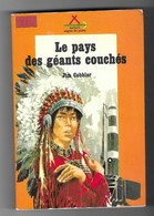 SIGNE DE PISTE SAFARI - LE PAYS DES GEANTS COUCHES DE JIM COBBLER, ILLUSTRATIONS DE MICHEL GOURLIER, 1ERE EDITIONS 1973 - Scoutisme