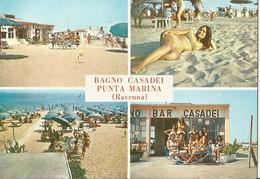 BAGNO CASADEI PUNTA MARINA RAVENNA  (1670) - Otras Ciudades