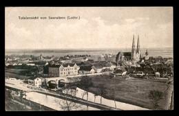57 - SARRALBE - SAARALBEN - VUE GENERALE - Sarralbe