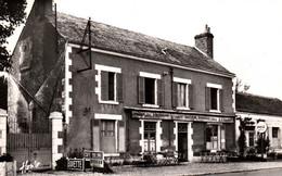 Chaingy-Fourneaux (Loiret) Café-Restaurant Au Fin Renard - Carte Harm'Or N° 708 Non écrite - Ristoranti