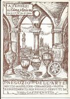 A. VERDESI DI T. MAIONI SIENA NEGOZIO DELL'ARTE  (1693) - Negozi