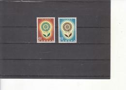Europa 1964 Islande - 1964