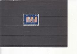 Europa 1964 Liechtenstein - 1964