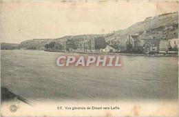 CPA Vue Generale De Dinant Vers Leffe - Dinant
