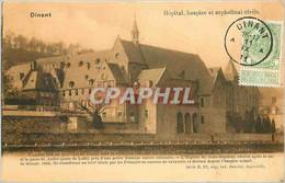 CPA Dinant Hopital Hospice Et Orphelinat Civils - Dinant