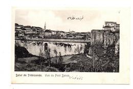 Trebizonde. Vue Du Pont De Zanos. - Turkey