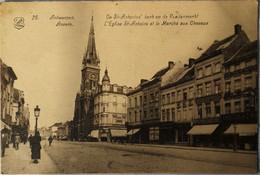 Antwerpen - Anvers /  St. Antonius Kerk En Paardenmarkt 19??ed.Lumen 26. - Antwerpen