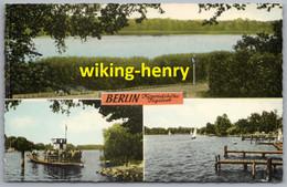 Berlin Reinickendorf - Mehrbildkarte 1   Konradshöhe Tegelort Tegeler See - Sonstige