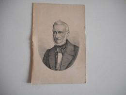 D.P.-JEAN-BAP.FR.XAV.MALOU°YPRES 3-12-1783+BRUXELLES 6-2-1862 - Religion & Esotericism