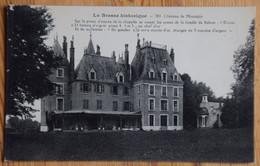 01 : Château De Montépin - La Bresse Historique - (n°21017) - Non Classificati
