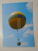"D182237   AUSTRIA/ÖSTERREICH-1971   Freiballon ""RAIFFEISEN"" Ballon  Schedules 1969-71 Programme -Flights - Europe"