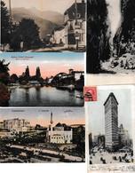 N  11 Lot 100 CPA Différentes Etrangères - 100 - 499 Karten