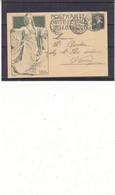 Suisse - Carte Postale De 1910 - Entier Postal - Oblit Lausanne - Exp Vers Vevey - - Covers & Documents