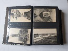 8/    Album De 196  Cpa De France   - Petites Cartes - Beaucoup Avec Animations - Etat Bon - 100 - 499 Karten
