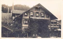 Signau  Restaurant Bahnhof - BE Berne