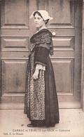 56-CARNAC ET LA TRINITE SUR MER FOLKLORE COSTUME-N°2132-E/0139 - Carnac