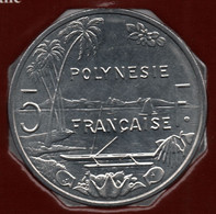 POLYNESIE FRANÇAISE 5 FRANCS 2004 KM# 12 - French Polynesia