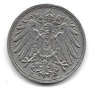 Lot De 4 Monnaies : Lituanie / Monaco / Nigéria / Allemagne (1169) - Lots & Kiloware - Coins