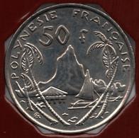 POLYNESIE FRANÇAISE 50 FRANCS 2007  KM# 13a - French Polynesia