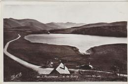 Carte Photo  L'AUVERGNE - Lac De Guéry - Non Classificati