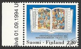Finnland, 1994, Mi.-Nr. 1269, Gestempelt - Used Stamps