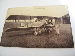 CPA - Avor Avord (18) - Le Camp - Hanriot (1867.1925) Au Départ - 1910 - SUP  (FI 31) - Piloten