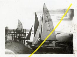 Zeilboot, Voilier, Sailboat (13) - Schip, Bateau, Boat, Schiff, Ship, Embarcacion, Boot, Vaartuig (Bak-2) (4 X 5) - Boats